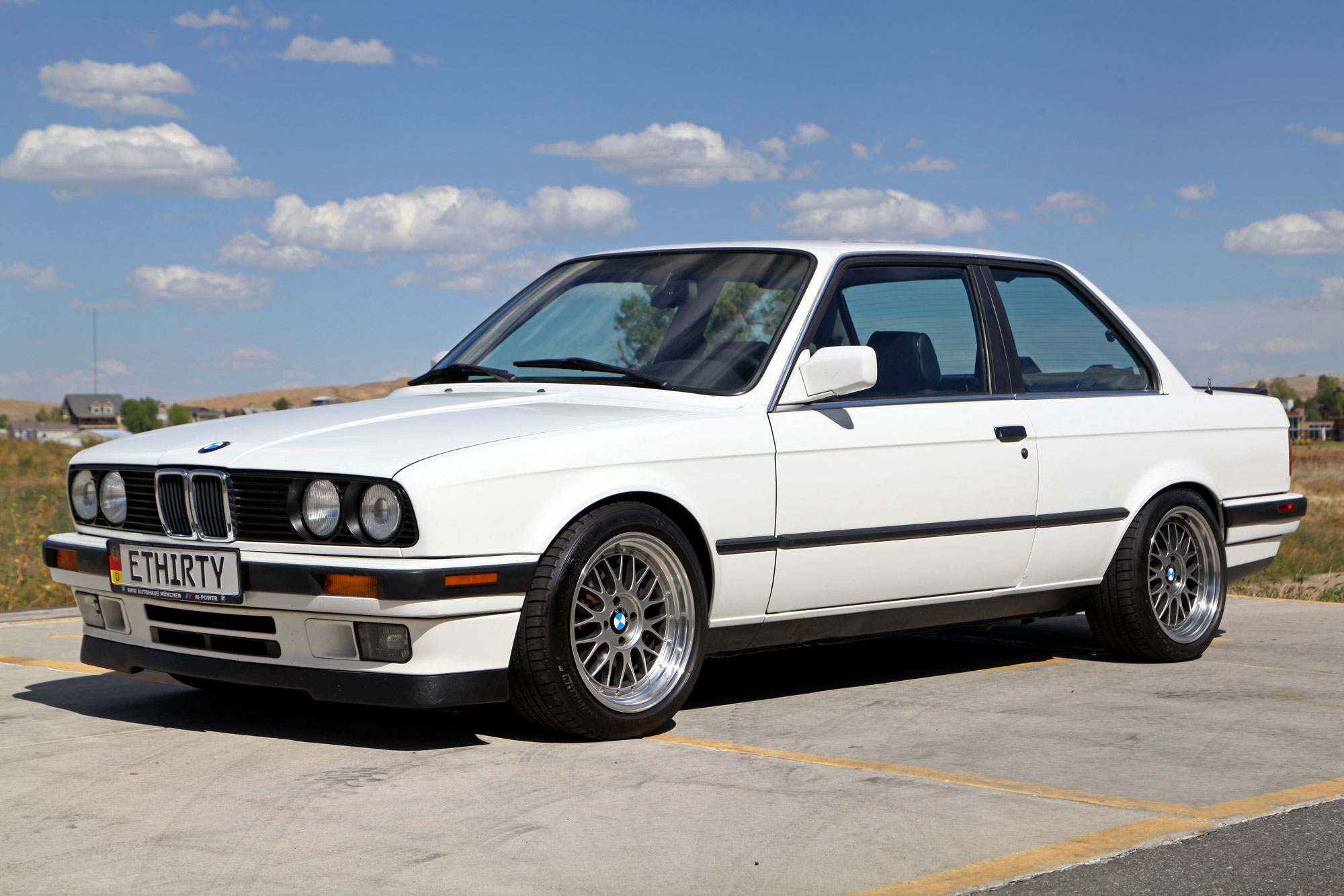 1988 Bmw E30 325is Glen Shelly Auto Brokers Denver
