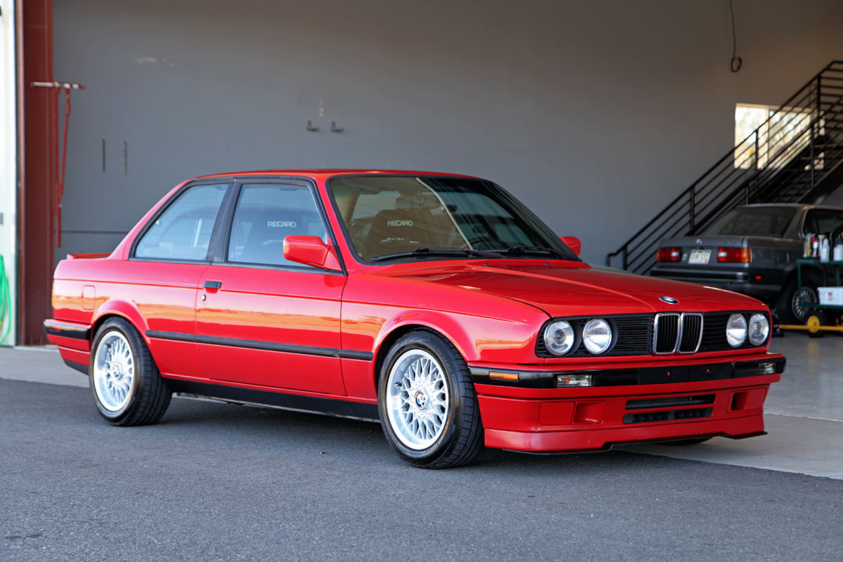 Limited Slip Differential >> 1990 BMW (E30) 325iS | Glen Shelly Auto Brokers — Denver, Colorado