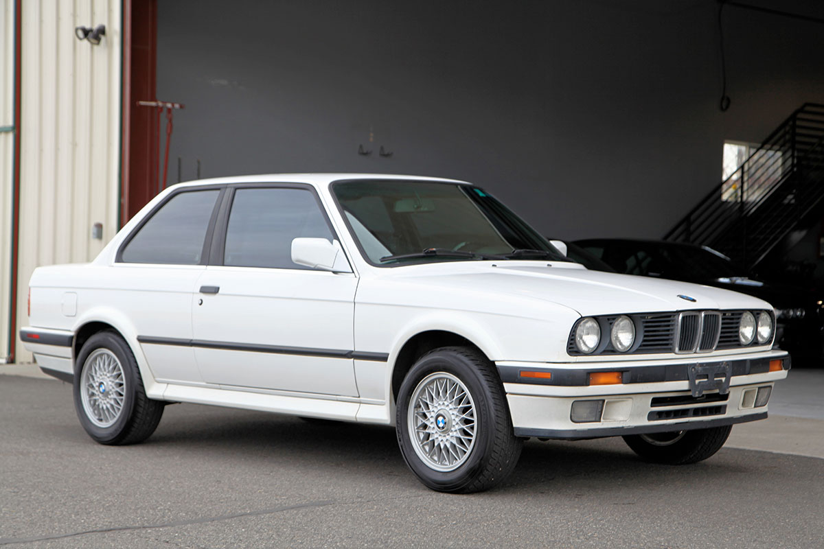 1991 Bmw E30 325ix Glen Shelly Auto Brokers Denver