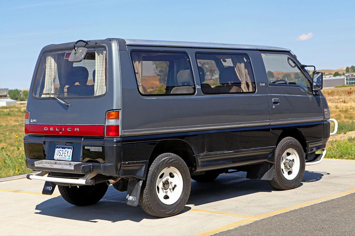 Import Auto Brokers >> 1991 Mitsubishi Delica Exceed | Glen Shelly Auto Brokers — Denver, Colorado