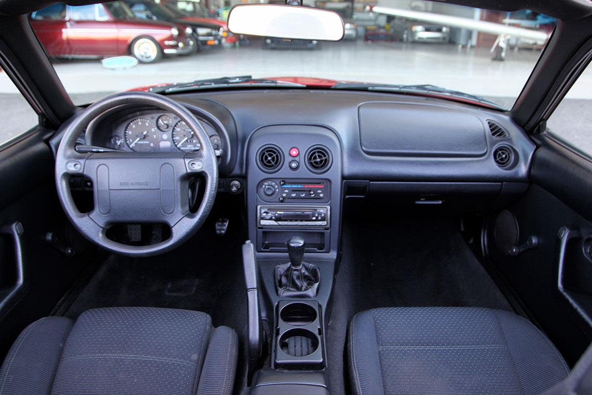 1997 Na First Gen Mazda Mx5 Miata Glen Shelly Auto