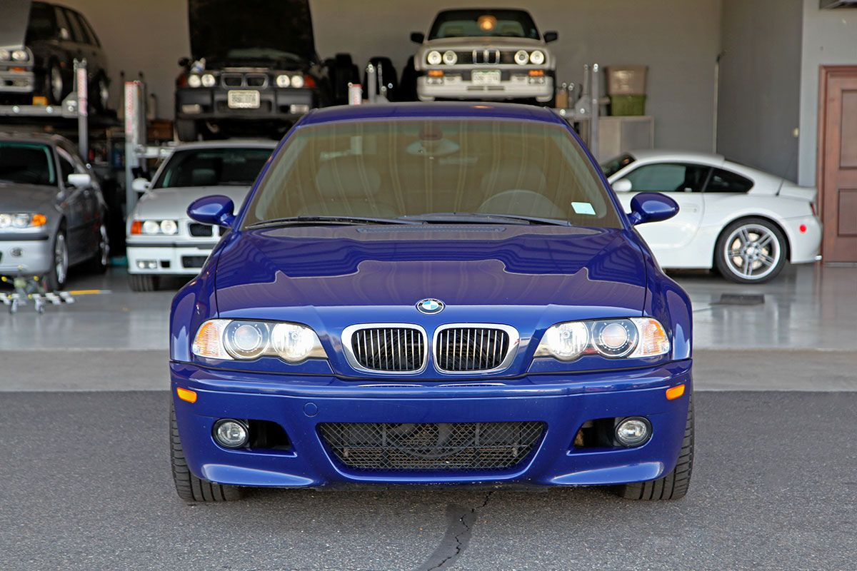 2006 BMW (E46) M3 Coupe Competition Package (ZCP) | Glen ...