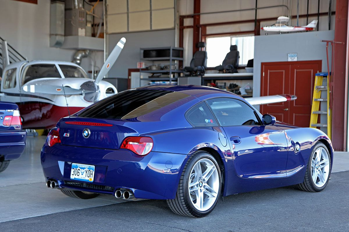 2007 Bmw Z4 M Coupe Glen Shelly Auto Brokers Denver