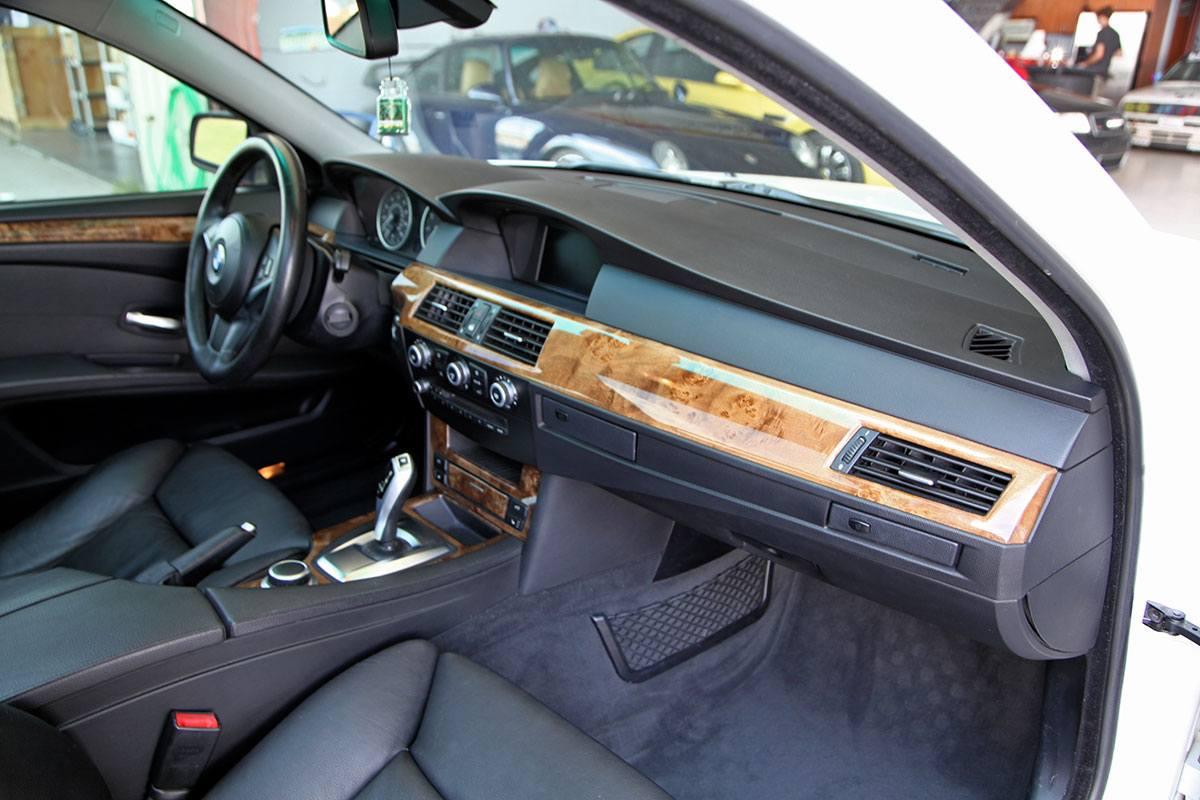 2008 E61 Bmw 535xi Sport Wagon Glen Shelly Auto